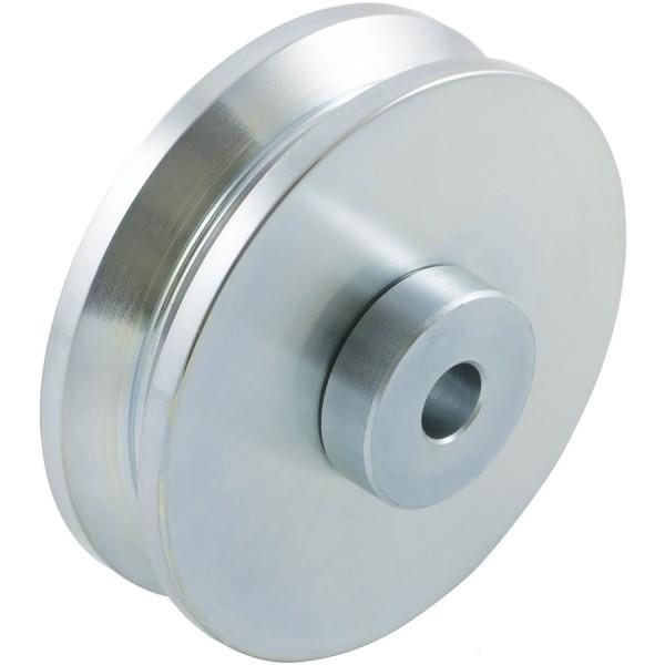 """D&D SHUT IT - 4"""" HardCORE V-Groove Wheel For 2"""" Gate Frame - CI2420"""