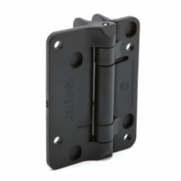 D&D KwikFit - General-Purpose Gate Hinge - Plain Pivoting - KFP (Pair)