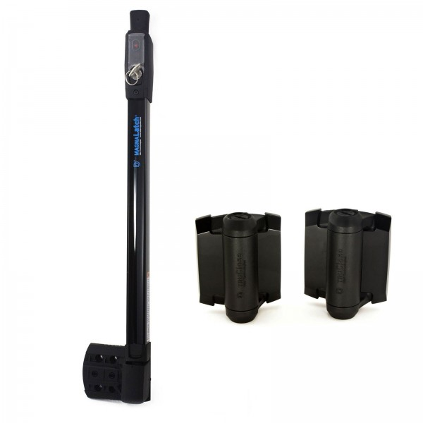 D&D MagnaLatch Series 3 Top Pull Kit w/ TruClose Hinge - MTSTDKS2